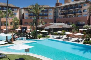 DTbH Islantilla Golf Resort Outdoor Pool