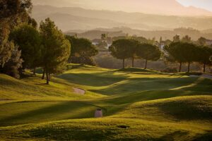 La Cala Asia Course Hole 11