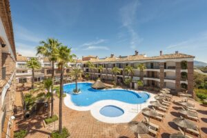 La Cala Hotel outdoor pool