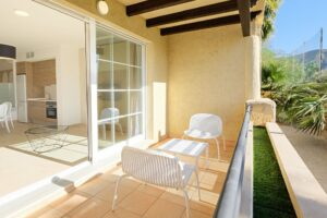 La Envia Almeria Aprtments Terrace