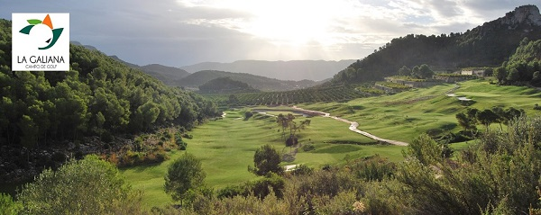 La Galiana Golf course, Golf in Valencia