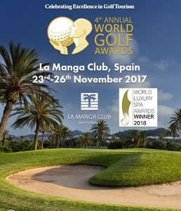 La Manga Club World Travel Award