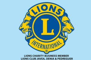 Lions Club Javea Denia Pedreguer Business Sponsor Member