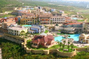 Melia Villaitana Golf Resort Air View