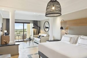 Melia Villaitana Golf Resort Premium Room The Level